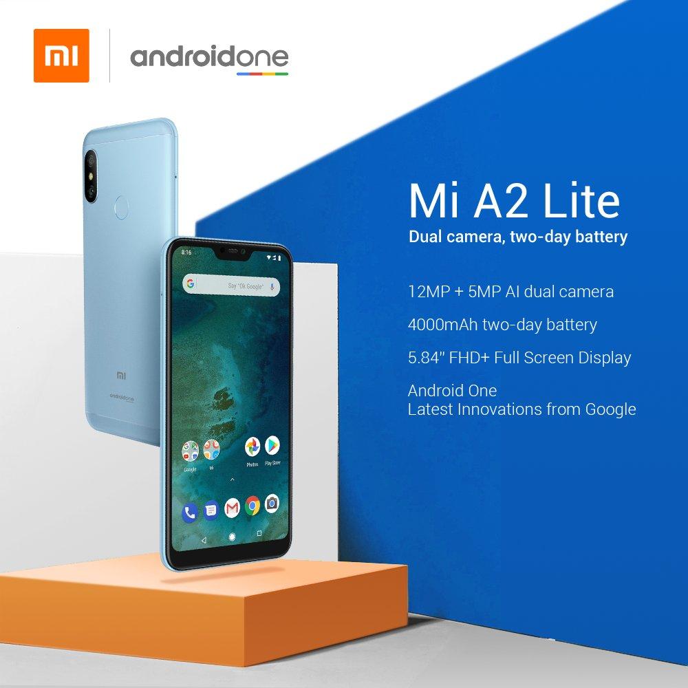 小米 A2 与 小米 A2 Lite 两款 Android One 手机于西班牙亮相 8