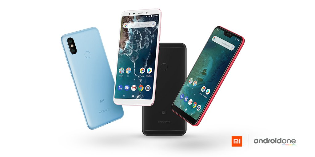 #AndroidOne Is Bringing Its Latest Machine Learning Innovations To The New  @xiaomi #MiA2 And #MiA2Lite. Enjoy A Smart, Secure, And Simply Amazing  Phone ...