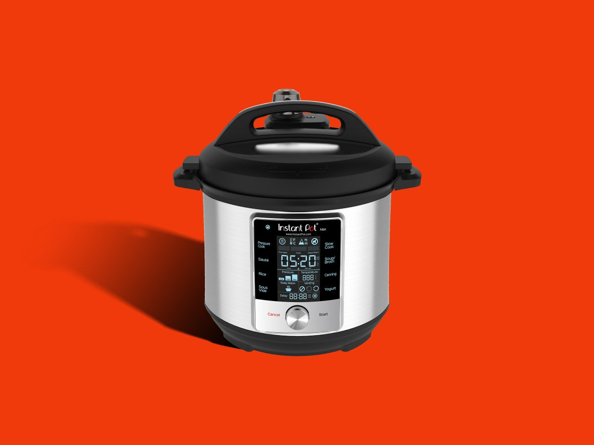 @ronfeir Instant Pot Max Review: Not Quite Instant Success https://t.co/YuTtqY4kPt via wired https://t.co/oadTI0Gt59