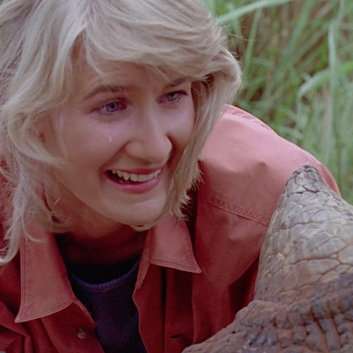 """Netflix on Twitter: """"Dr. Ellie Sattler is the hero Jurassic Park deserves!…  """""""