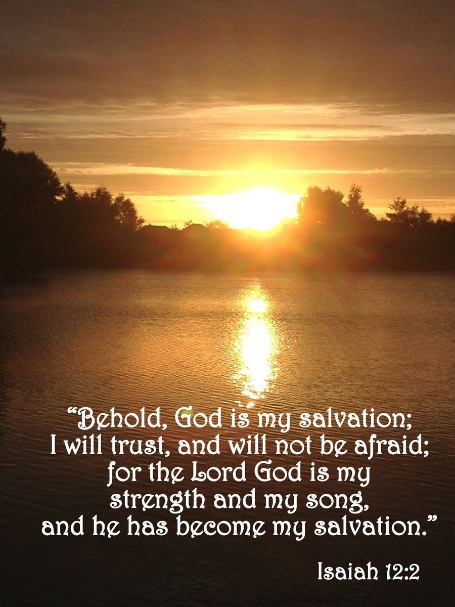 salvation and god Above all other things we are grateful to god that he has saved us nothing else would matter if that were not true and we affirm together that our salvation is.