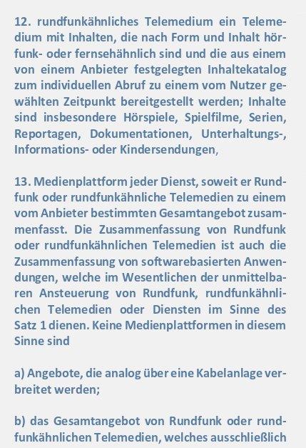 Markus Drenger On Twitter Der Neue Mstvrstv Liest Sich Wie Der