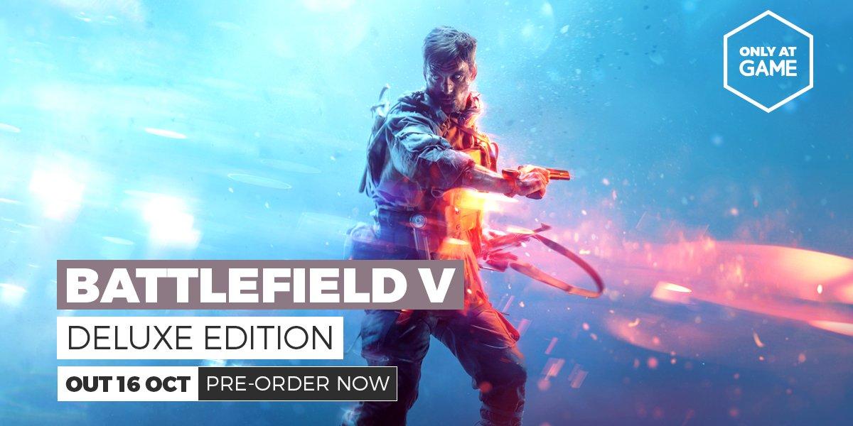 battlefield v deluxe edition upgrade