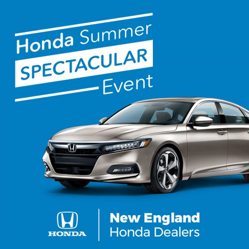 ... So Is The Honda Summer Spectacular Event With Incredible Clearance  Prices At Your New England Honda Dealer. Visit  Http://HondaDealersofNewEngland.com .