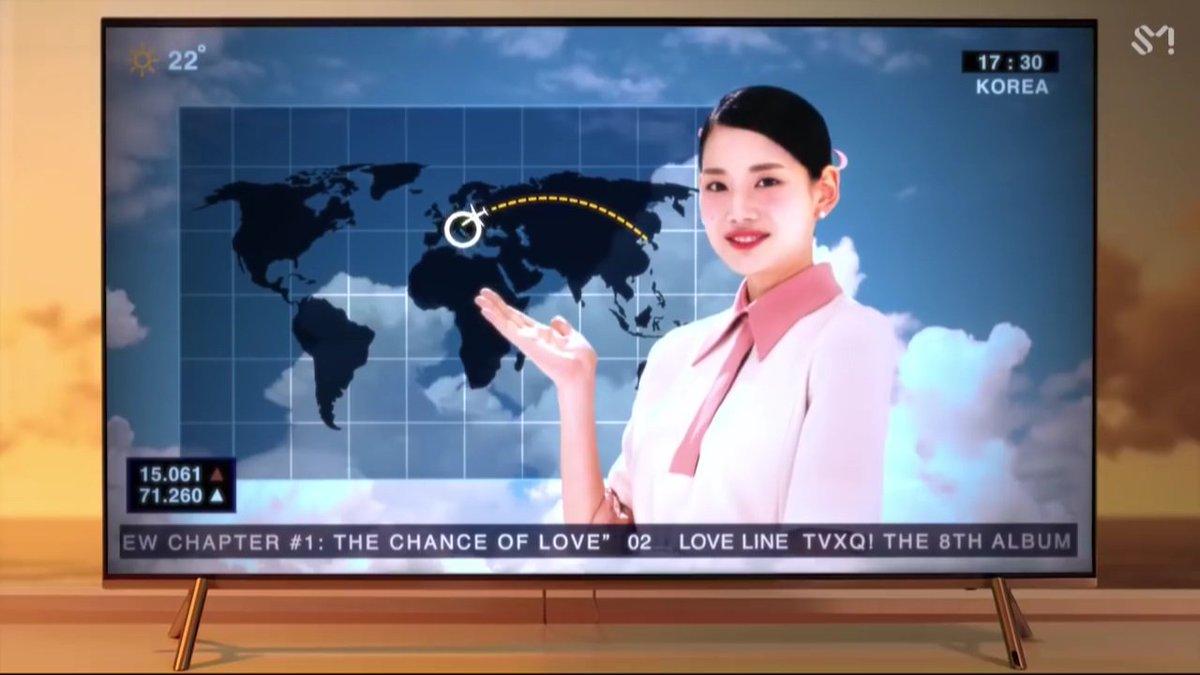 反日東方神起のMVでは、世界地図から日本列島が削除されています。  https://matome.naver.jp/odai/2152777129538470601… …  #反日 #反日東方神起