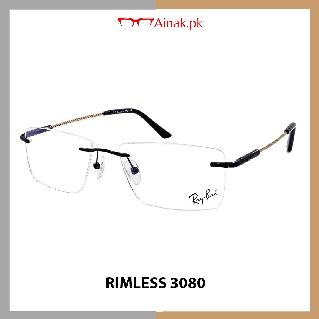 18d028606f Get the latest Rimless frames only at Pakistan best online glasses store. Buy  now  http   www.ainak.pk eyeglasses  glasses  glassesframes  frames ...