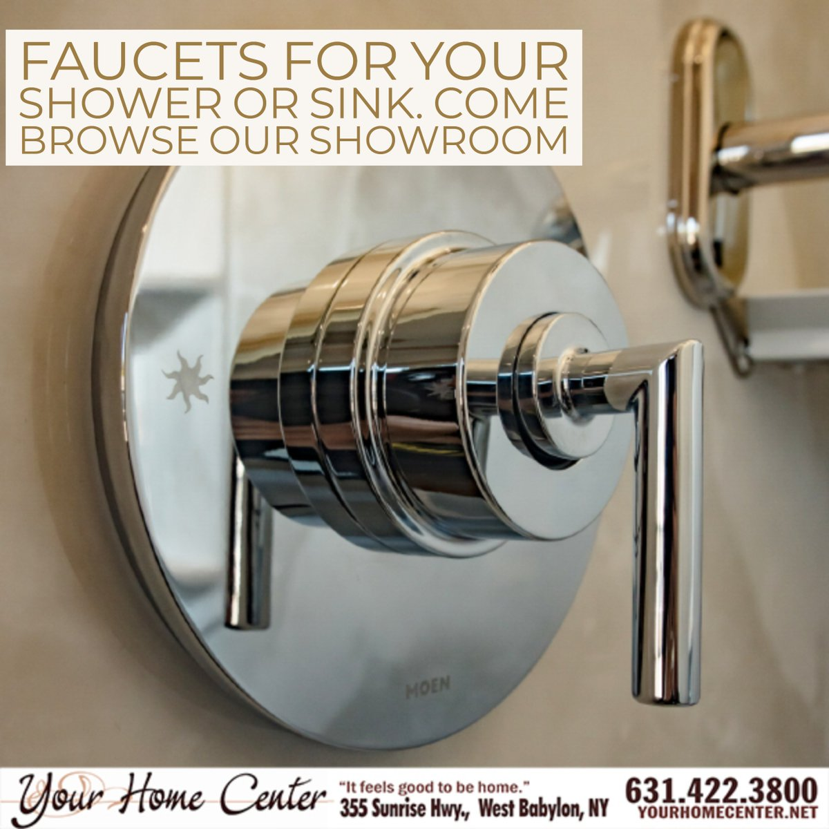 Contemporary Sunrise Faucets Frieze - Waterfall Faucet ...