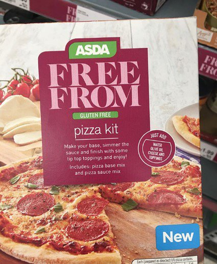 Asda On Twitter Weve Got Lots Of New Freefrom Products
