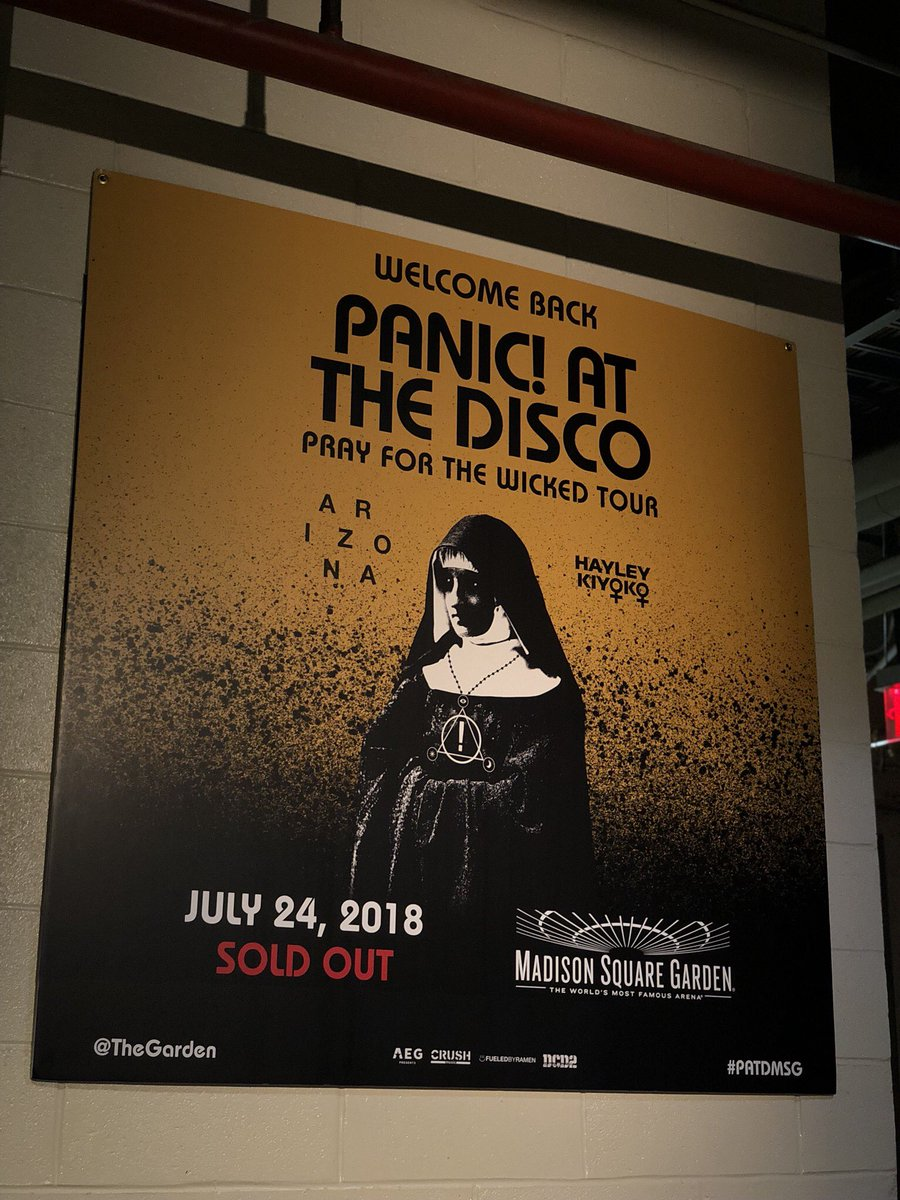 Panic! At The Disco on Twitter: \