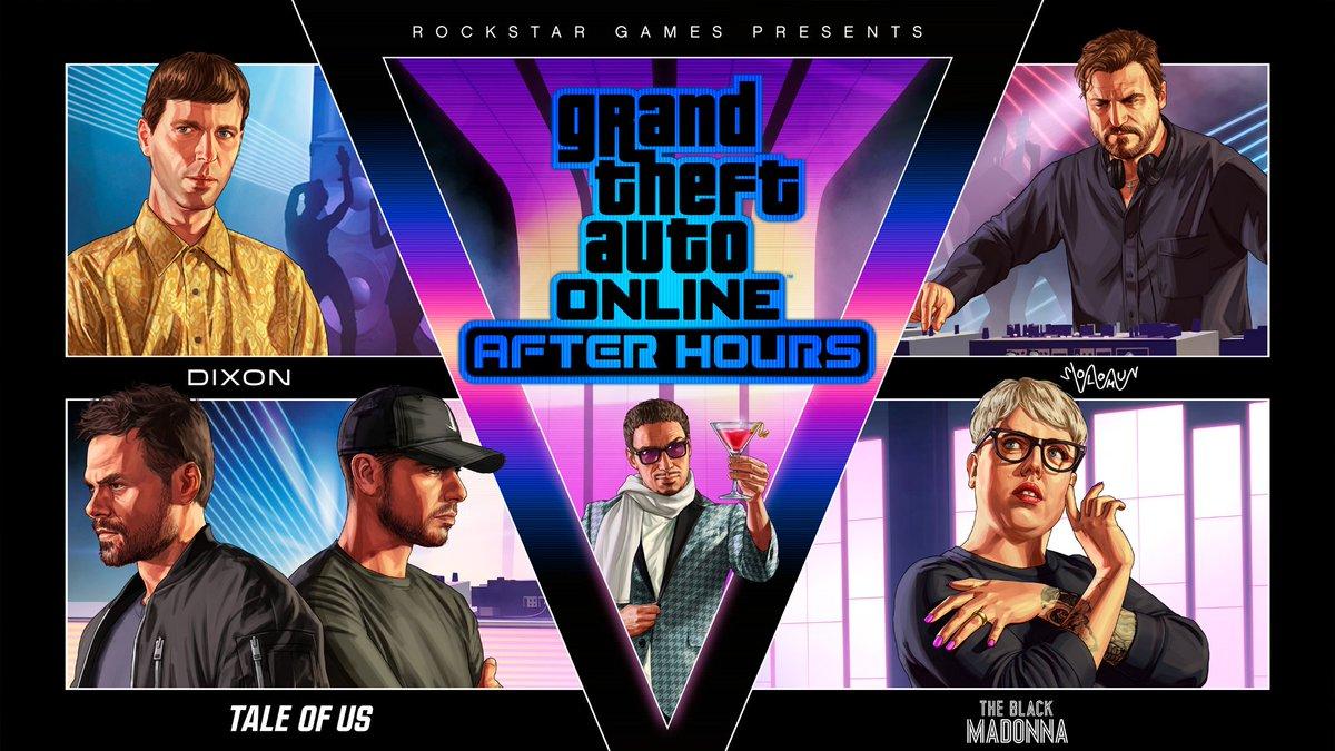 GTA News • RockstarINTEL com on Twitter: