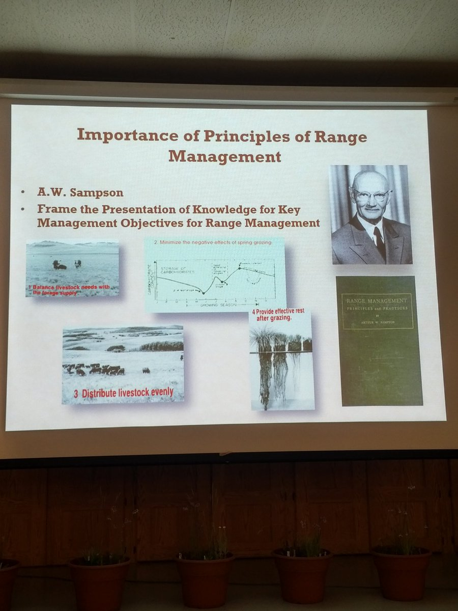 importance of range management