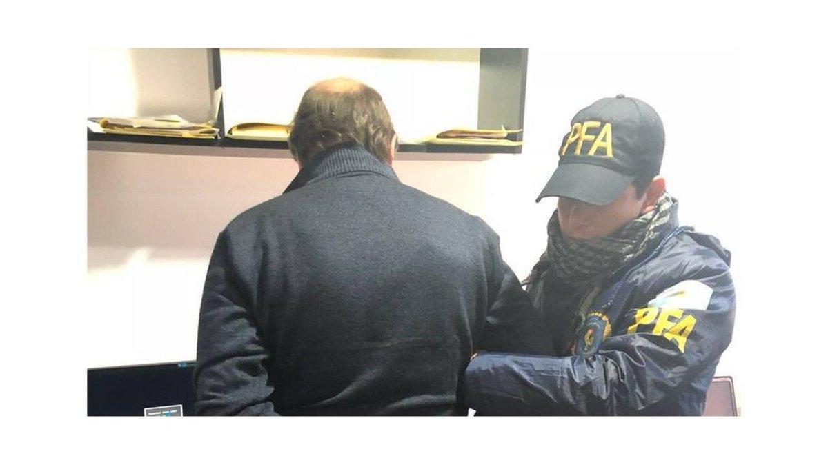 La Plata | Cayó preso un hermano del ex delantero Daniel Bertoni