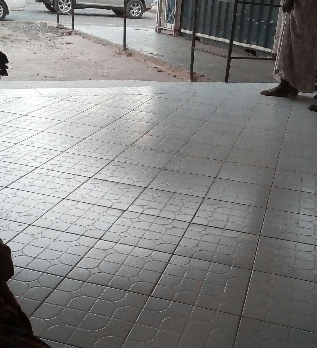 Fred Kwezi KweziFred Twitter - Fred's floor tile