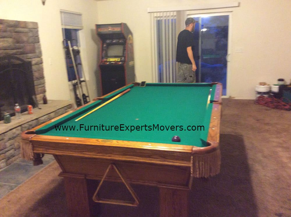 POOL TABLE MOVERS POOLTABLEMOVER Twitter - Pool table movers virginia