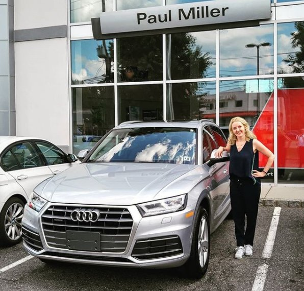 Paul Miller Audi On Twitter Congratulations To Mike Nicole And - Paul miller audi