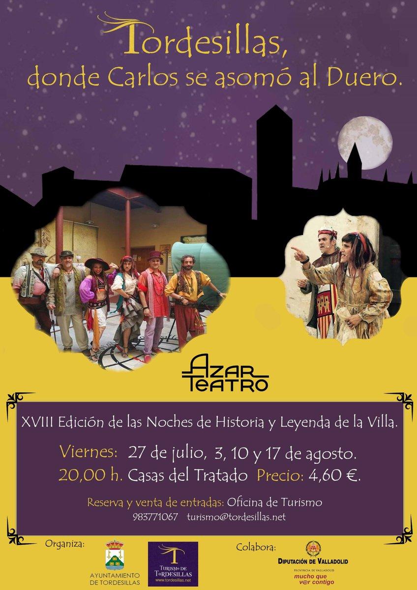 Turismo Tordesillas on Twitter: \