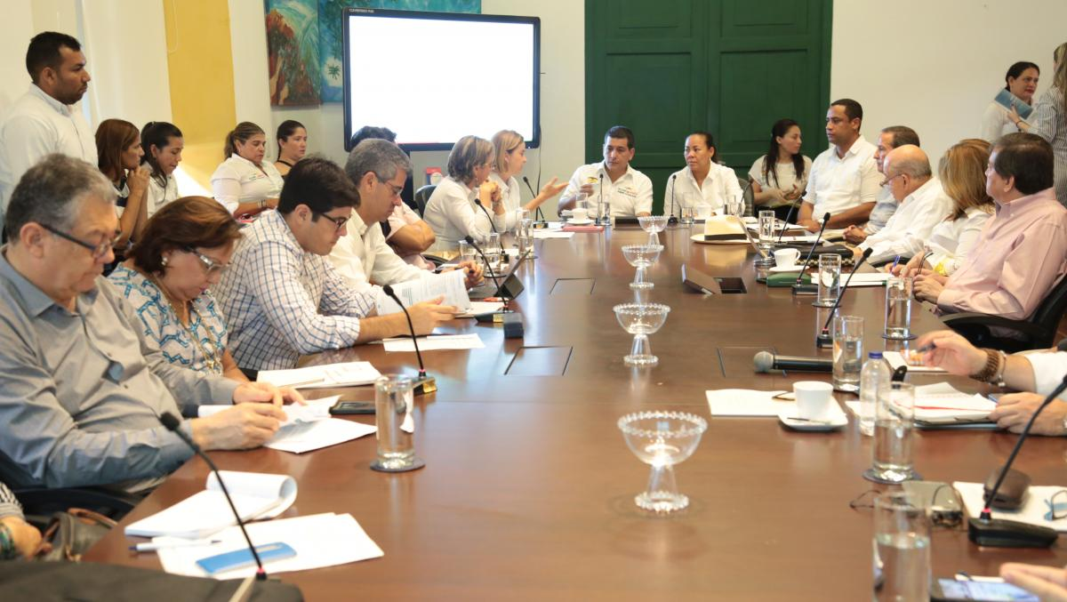 Sector productivo, entes gubernamentales y academia, se articulan en alianza por la competitividad - UTB