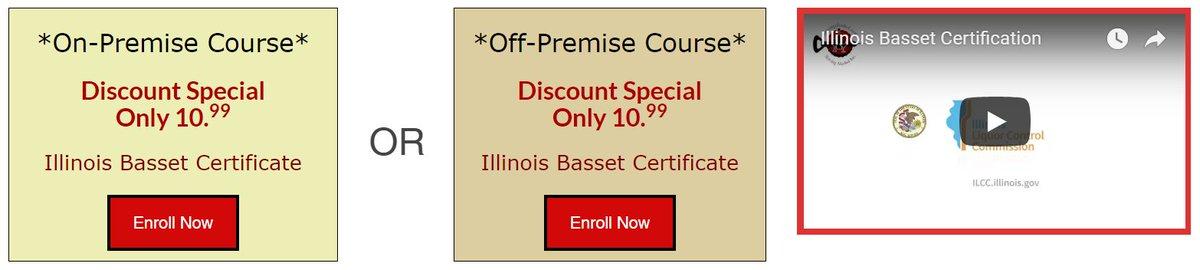 Lujoso Illinois Basset Certification Inspiración - Cómo conseguir mi ...