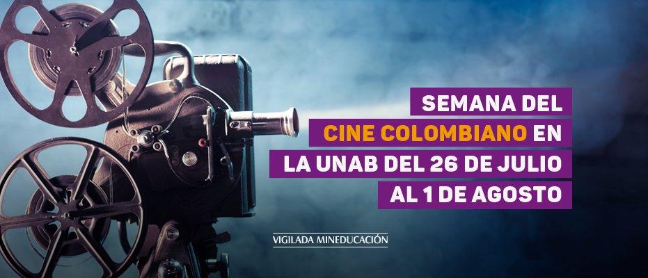 La Semana del Cine Colombiano llega a la UNAB