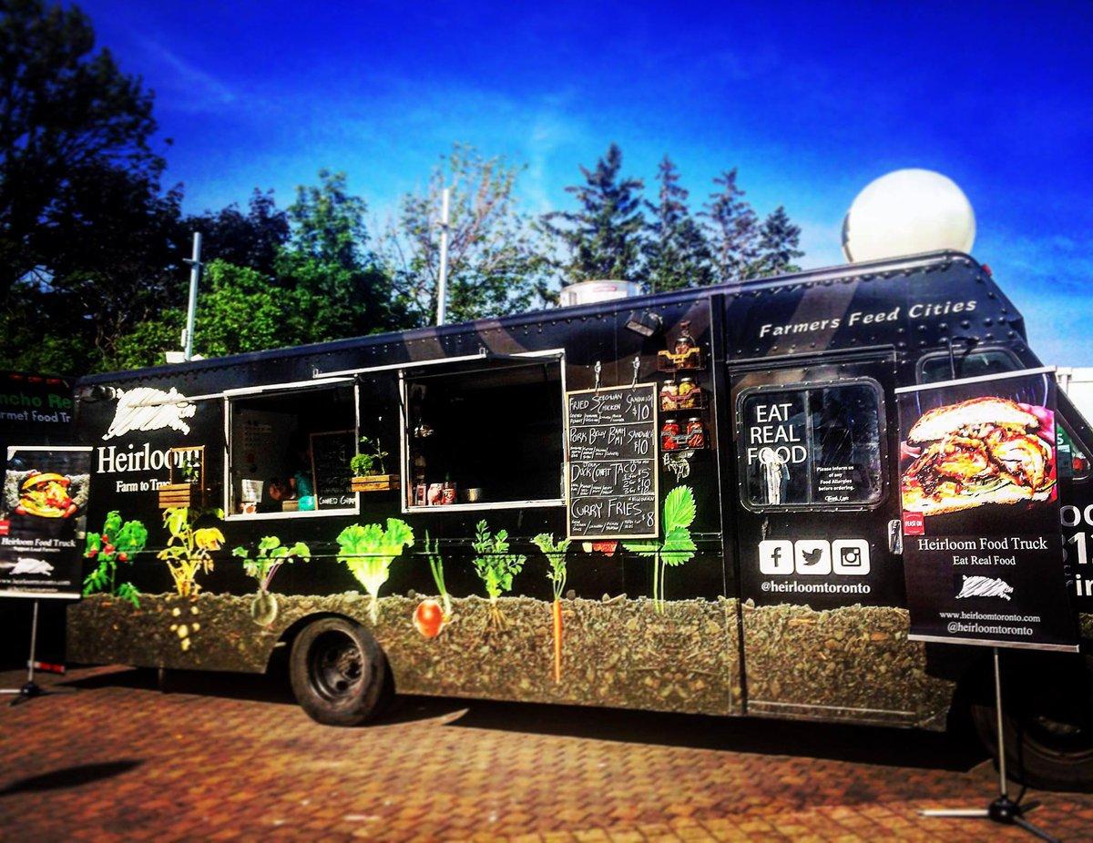 Heirloom food truck