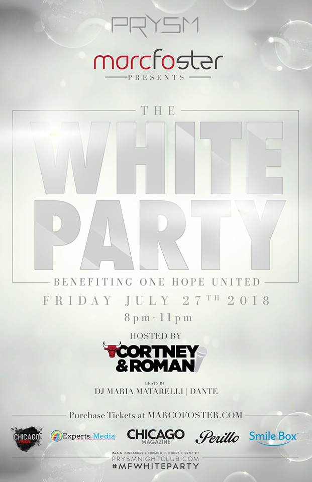 "test Twitter Media - Marco Foster presents ""The White Party"" 2018 benefiting OHU is this Friday! Don't miss out - support OHU and purchase your tickets today: https://t.co/Ss3paa18tr https://t.co/zyn8nxPfVt"