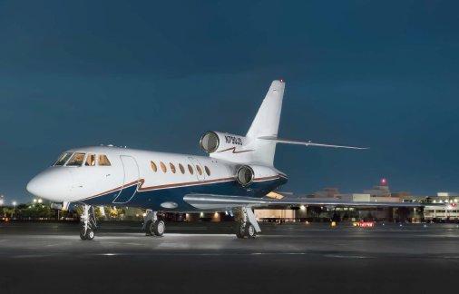 FOR SALE ~ #Dassault Falcon 50, serial no. 209 Highlights: ~9-passengers ~Engines enrolled in MSP Gold ~APU enrolled on MSP ~ATG-4000 Internet System For pricing + details, visit :  https:// bit.ly/2JRYY43  &nbsp;    #guardianjet #jetforsale #bizav #bizjet #corporatejet #flying #falcon50<br>http://pic.twitter.com/xZ6QaJfW7c