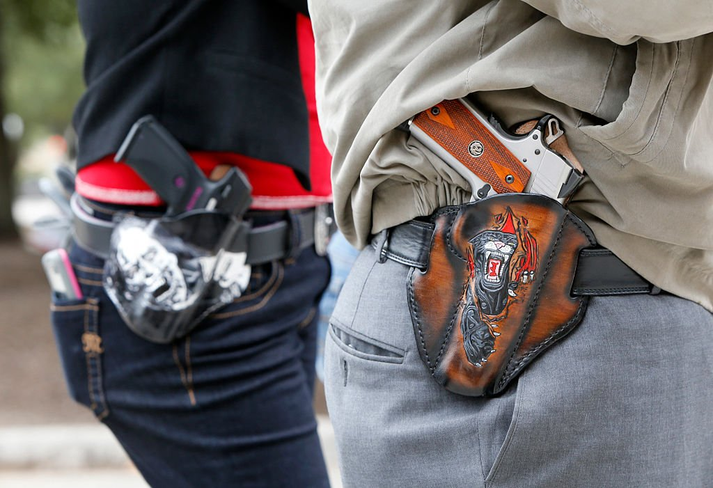 the consequences of carrying guns More than 2,200 guns — the vast majority of them loaded — were discovered in carry-on bags last year by the transportation security administration the number grows each year in 2005, tsa.
