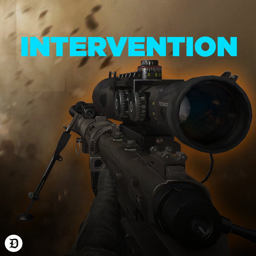 Which sniper are you using in a 1v1? 🤔 Retweet for Intervention Like for DSR 50