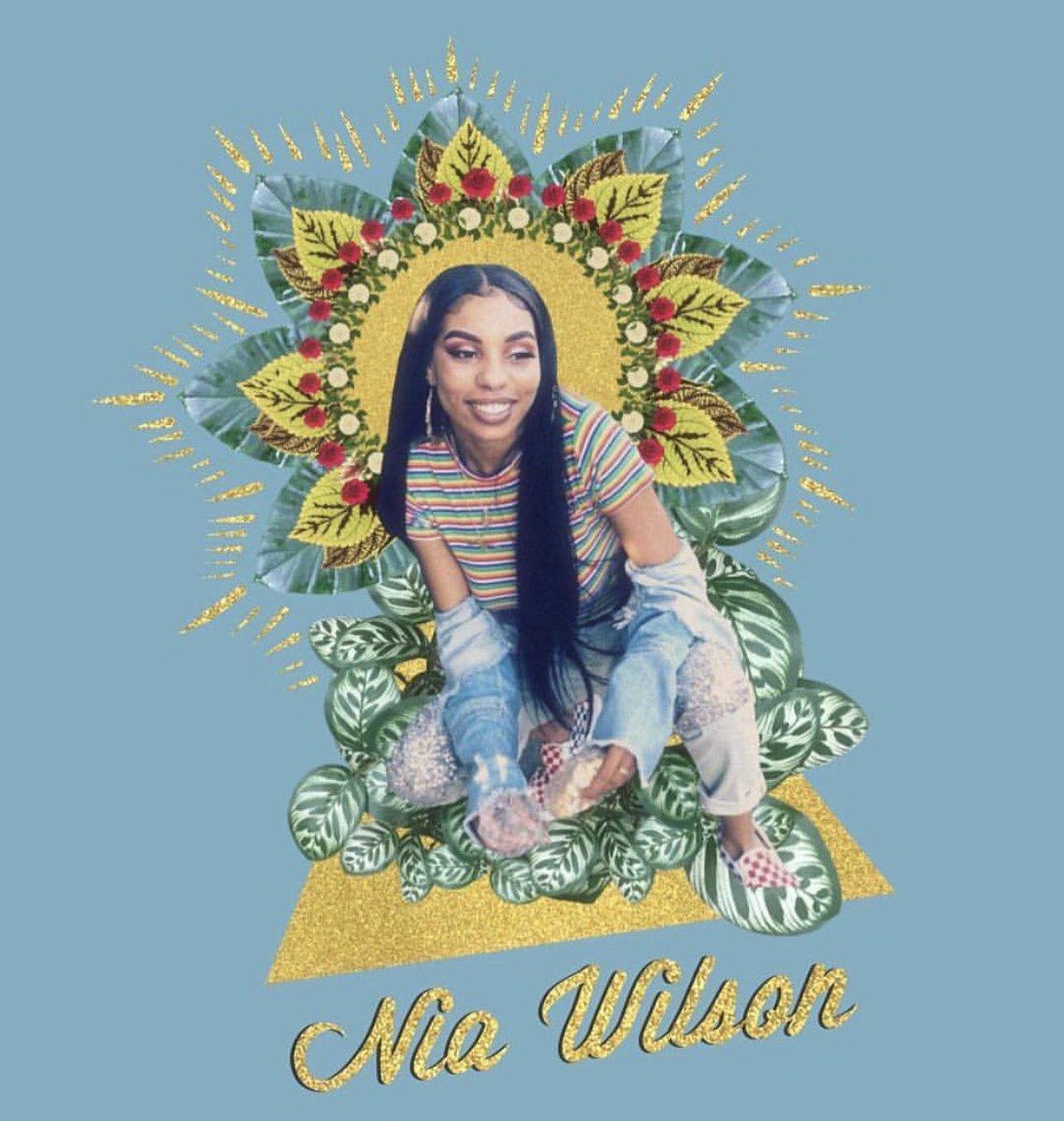 Nia Wilson was a Black American Muslim.