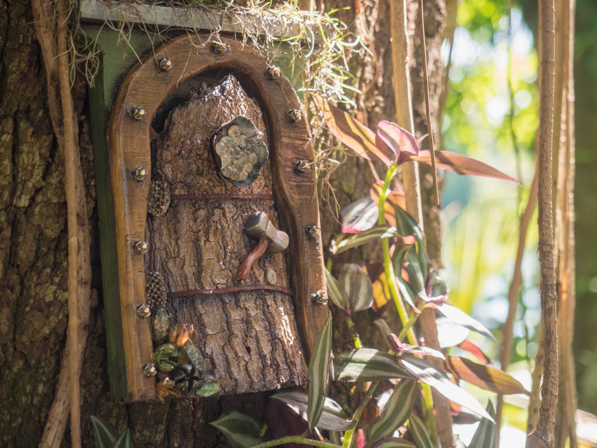 Step into the enchanted world of fairies at @LeuGardens and imagine whatu0027s behind these decorative doors.u2026 ... & City of Orlando on Twitter: