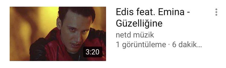 EDIS FEAT EMINA GUZELLIGINE MP4 СКАЧАТЬ БЕСПЛАТНО