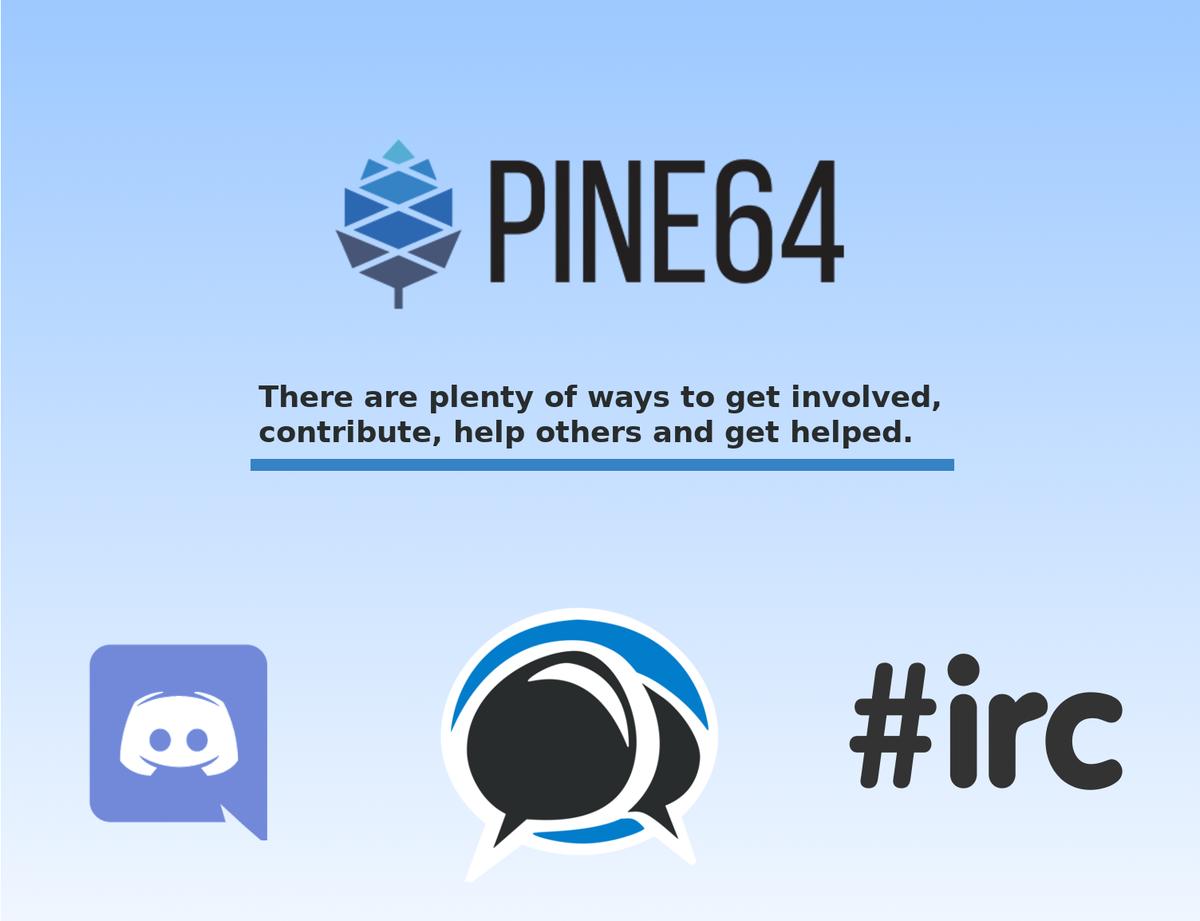 PINE64 on Twitter: