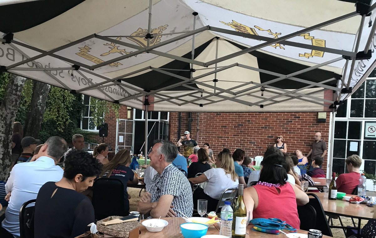 test Twitter Media - RT @friendsoftwbs: Summer BBQ @WBSBC thank you for a great season #UnoAnimo https://t.co/xmrRx3DwlB