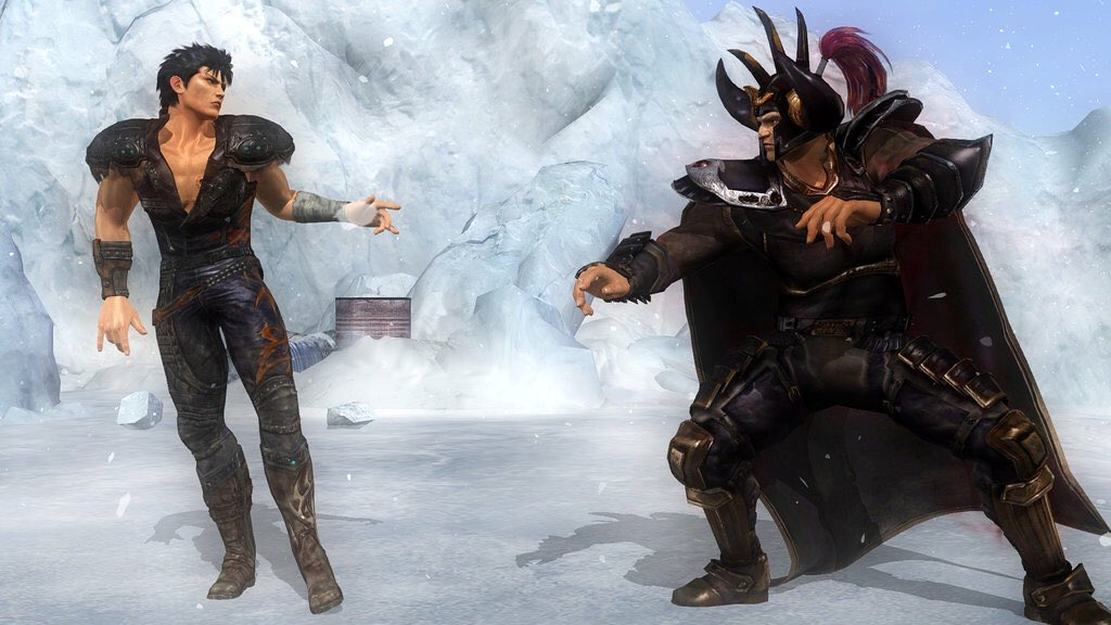 fist of the north star raoh vs kenshiro