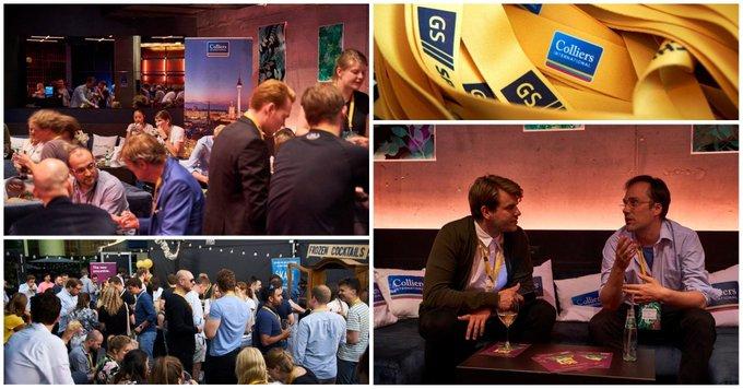 Bei der Spätschicht der @gruenderszene im 808 #Berlin kamen #Startups, Investoren und Berater zusammen, um sich in lockerer Atmosphäre über Ideen, #technologies und #Business-Pläne auszutauschen.<br><br>Wie wir Startups unterstützen: <br>Fotos: Chris Marxen t.co/A3VH2Fn7Sk