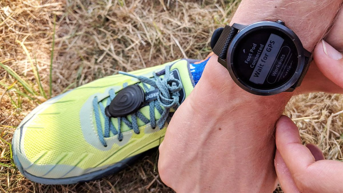 Foot Stryd Running Power Meter Rev — Zwiftitaly