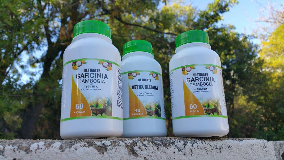 Garcinia and detox combo