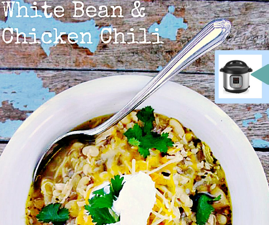 Pressure Cooker Recipes: Mild White Bean and Chicken Chili https://t.co/iFxqChDW9f https://t.co/4kWHwQPmkJ