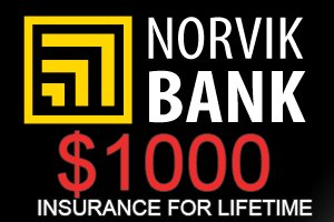 Image for NORVIK BANK has added to Golden Insurance!