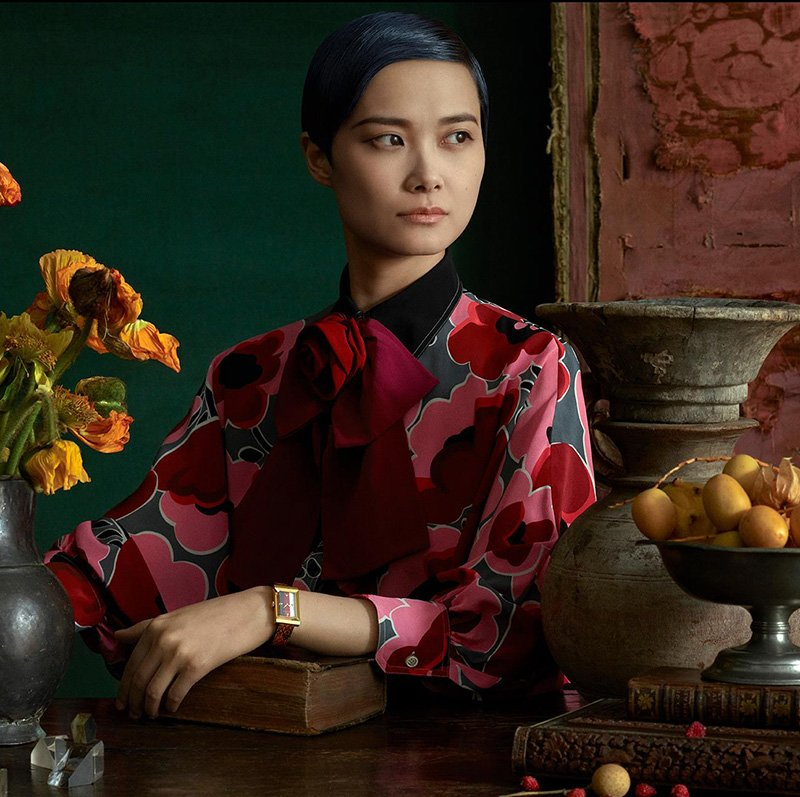 Chris Lee is Like a Painting in #Gucci Jewelry Campaign @gucci https://t.co/4LOUpn4AA1