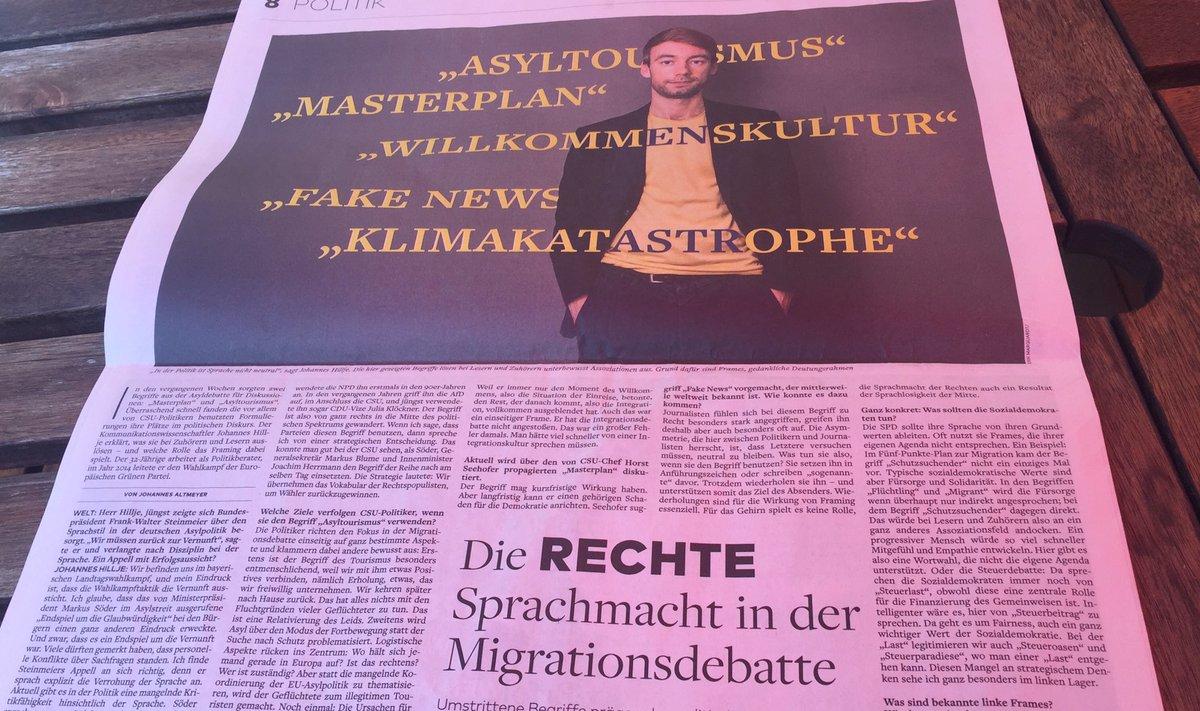 Johannes Hillje on Twitter: \