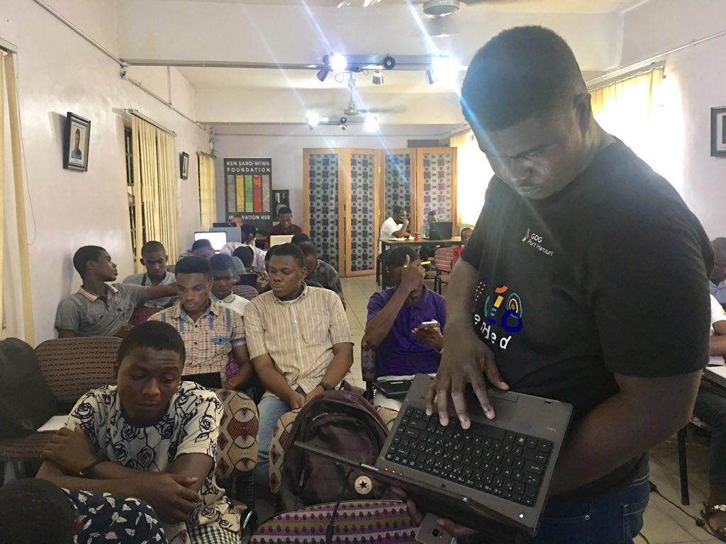 Ken Saro-Wiwa Hub on Twitter: