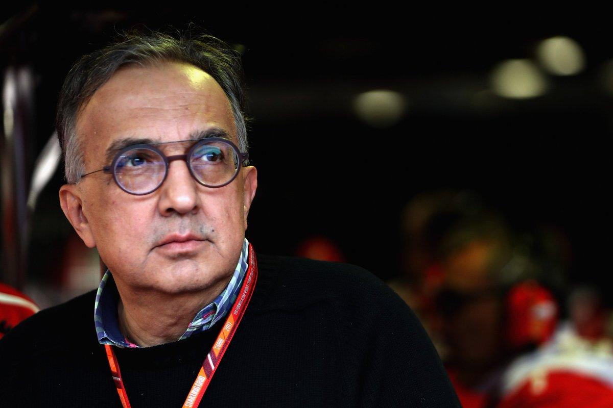 We have lost a huge #Ferrari man, RIP Sergio #Marchionne #FCA #AlfaRomeo #Maserati