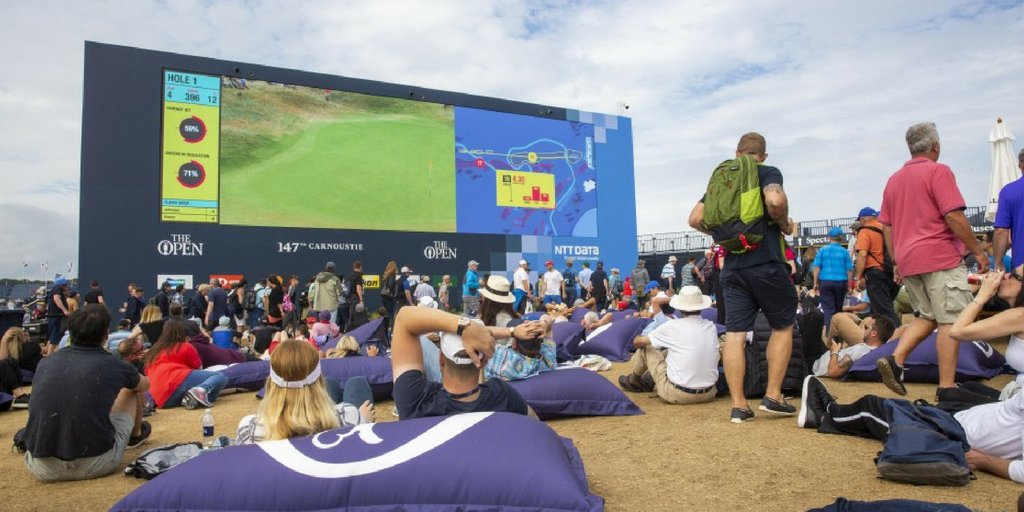 #TheOpen was not once so forward-thinking https://t.co/pD4sTTom7q