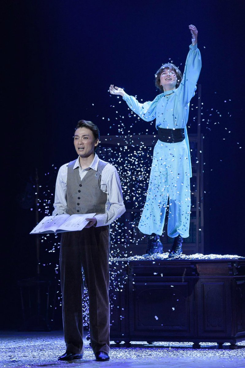 『井上芳雄 音楽劇「星の王子さま」』 7/26(木)よる7:30再放送!⇒ https://bit.