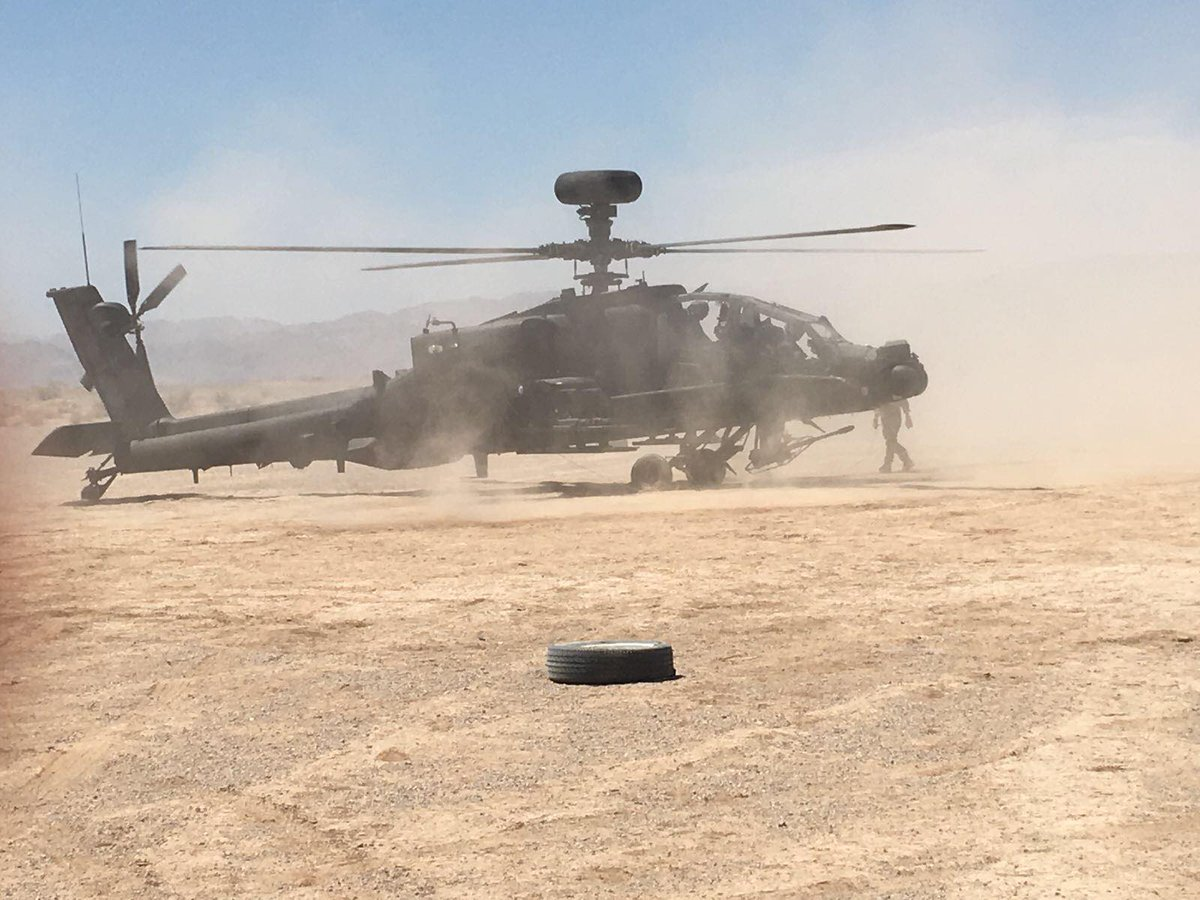 REME On Twitter Soldiers From 7 Aviation Support Battalion Spring Into Action When A Helicopter Had To Land In The Sonoran Desert Diagnosing
