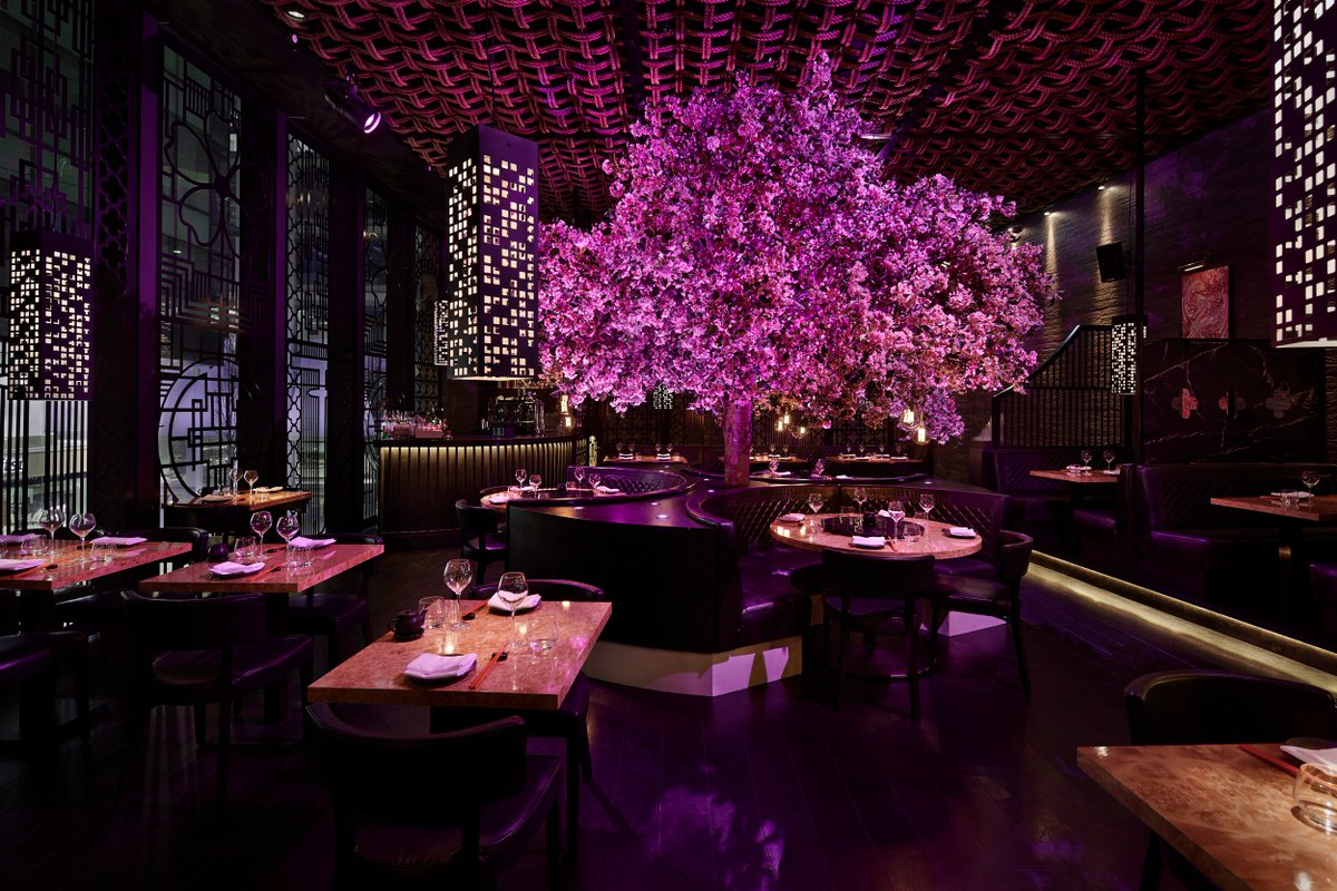 A PLACE TO ESCAPE  Relax and unwind in beautiful settings underneath our blossom tree and enjoy a taste of Tattu.  #TattuManchester #CherryBlossomTree #instagramers #interiordesign #restaurantdesign #Lunchdate #dinnerdate #ModernChinese #Wednesday #TasteOfTattupic.twitter.com/OJpwi5OtlJ