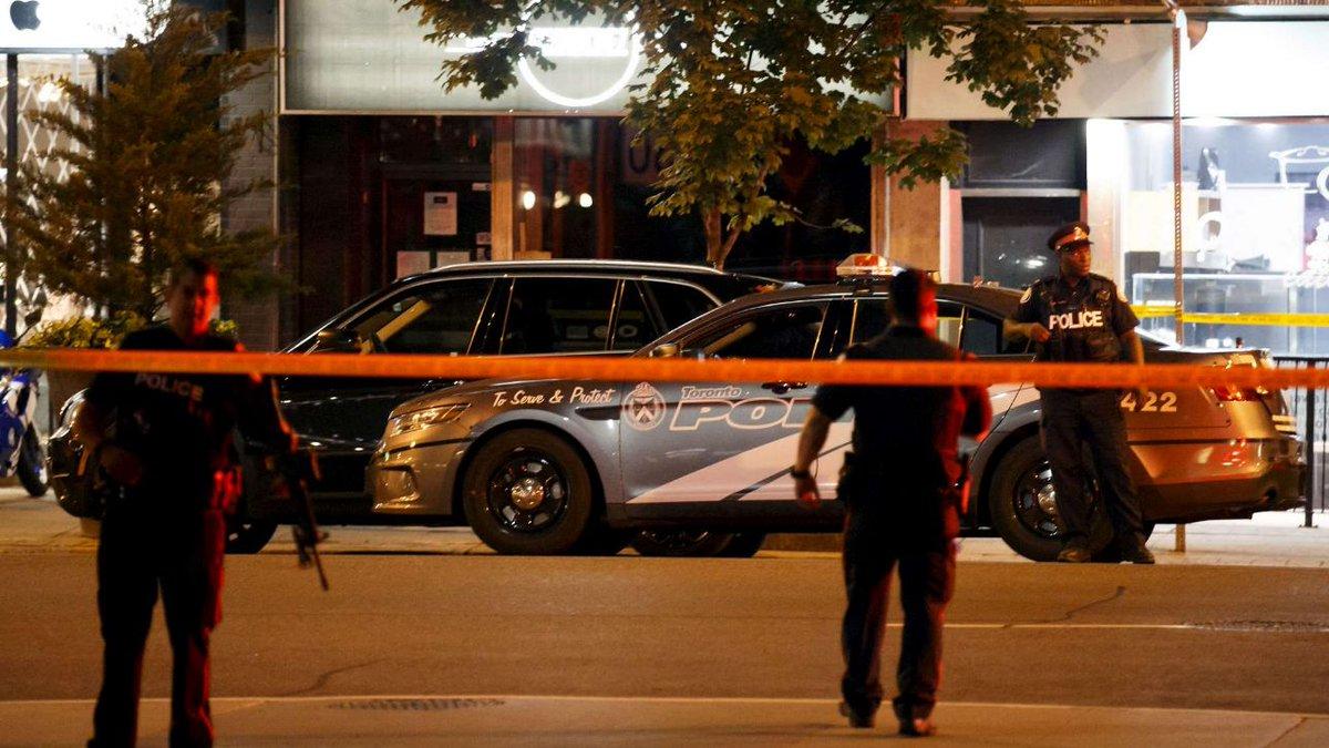 Canada, Isis ha rivendicato l'attacco di Toronto #Toronto https://t.co/E73h87z6Kr
