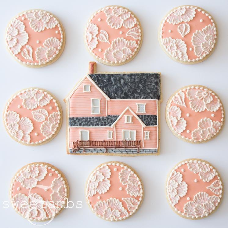 Sweetambs Cookies House Cookies