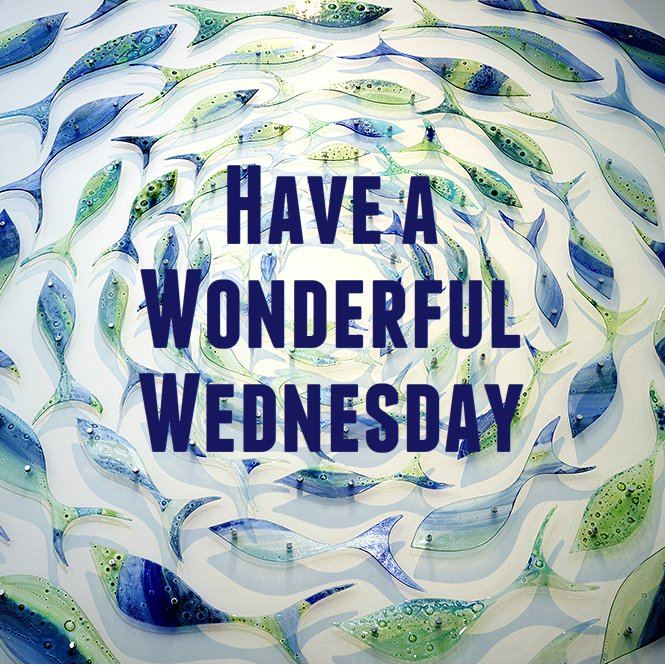 Jo Downs Glass On Twitter Have A Wonderful Wednesday Wednesday